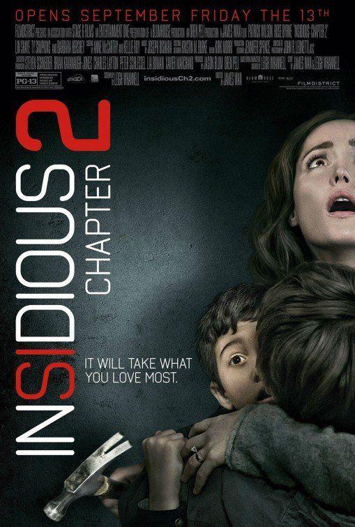 Insidious Chapter 2 2013 Insidious Movie Insidious Hd Movies Online