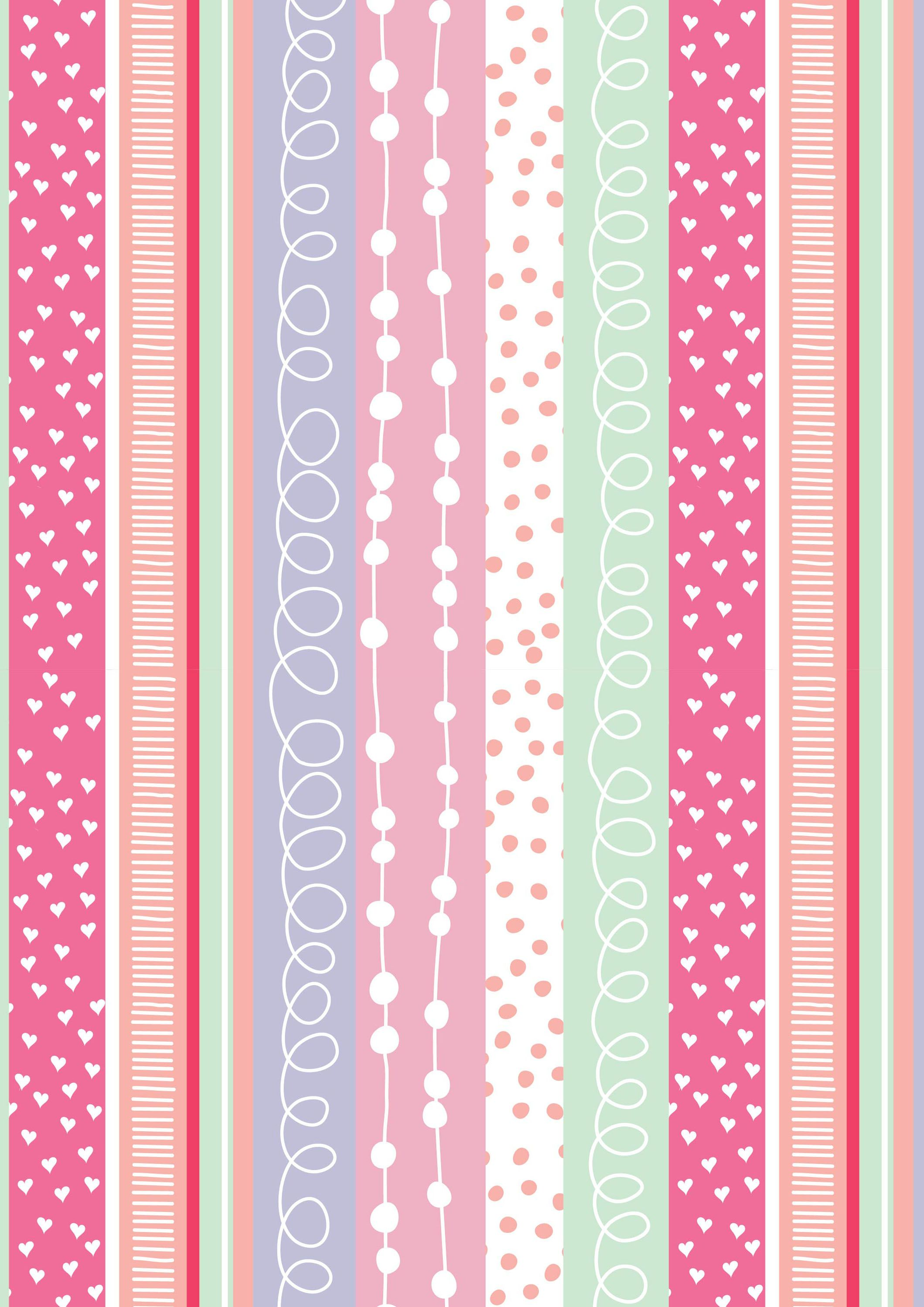 Scrapbook paper kawaii - Print It On Sticker Paper Can Use To Scrapbook