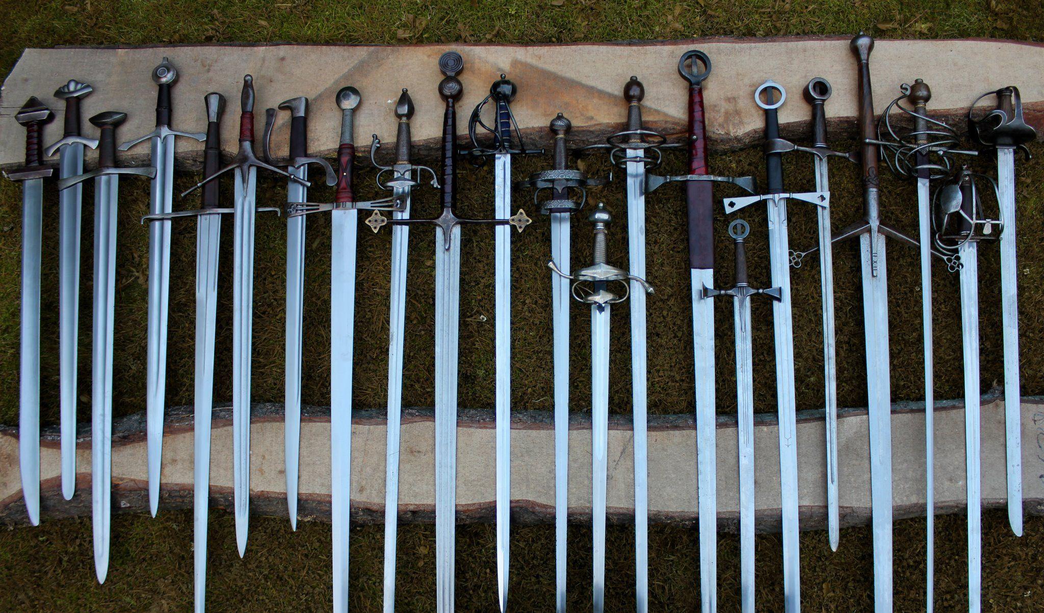corrr! Sword, Game of thrones sword, Types of swords