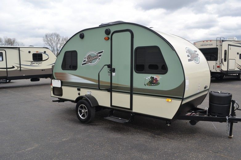 2017 R Pod 171 Travel Trailer By Forest River On Sale Rvn6310