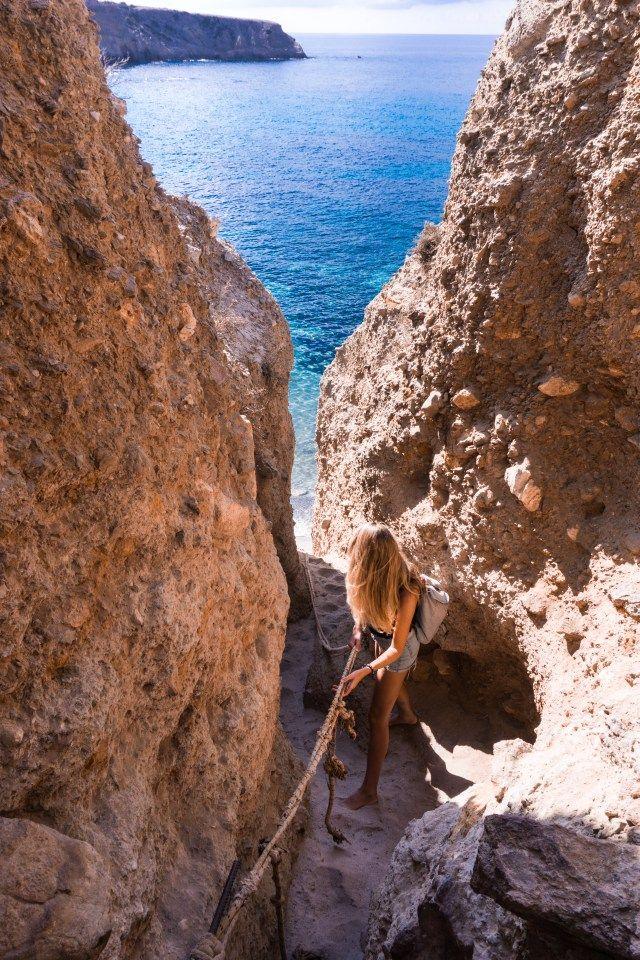 Milos Island, Greece: A Treasure Trove Of Hidden Beaches ...