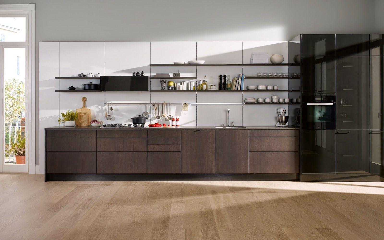 Tiradores, pequeños y necesarios accesorios - Cocinas con estilo ...