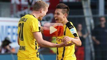 VIDEO Sandhausen 0 – 3 Borussia Dortmund: Sporkategorisindeki sevilen… #Spor #15082016sandhausen03borussiadortmundfriendly #dostlukmaçları