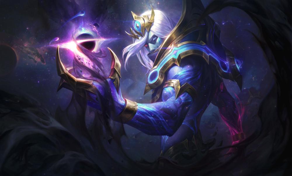 Pin On League Of Legends Art