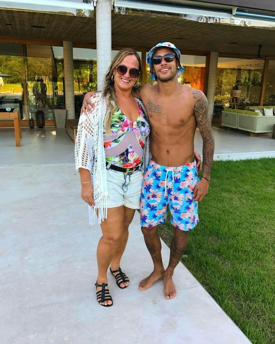 Neymars Mutter