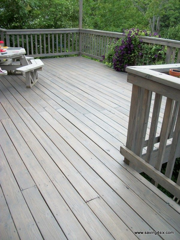 Best Paints To Use On Decks And Exterior Wood Features Deck Paint Staining Deck Deck Stain Colors