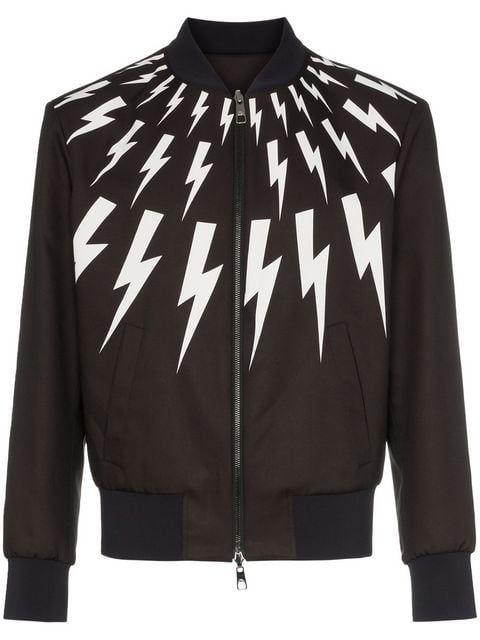 fbc3844b FENDI FENDI JOKARL PLAYING CARD JACKET - BLACK. #fendi #cloth | Fendi in  2019 | Fendi, Jackets, Adidas jacket