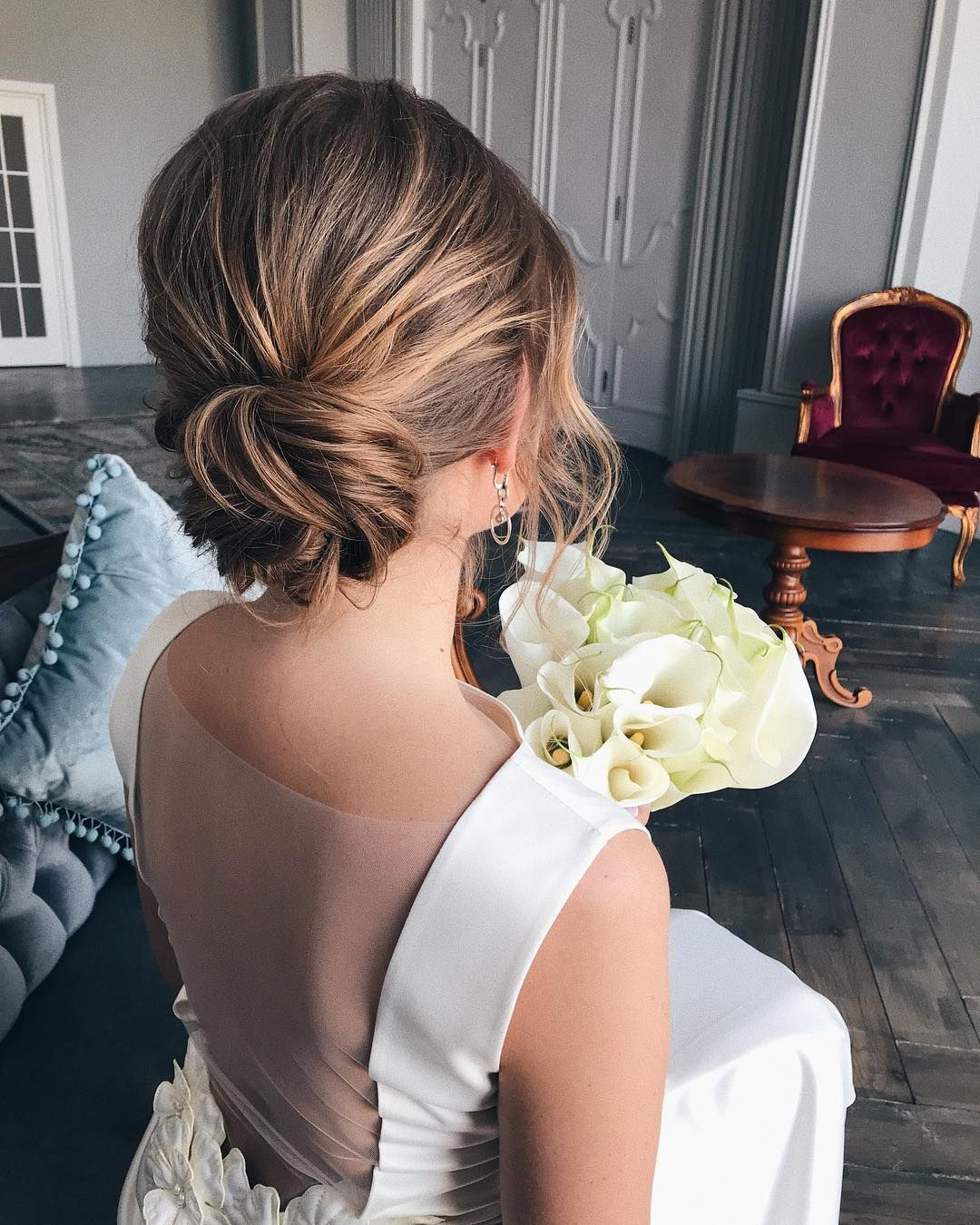51 Beautiful Bridal Updos Wedding Hairstyles For A Romantic Bride