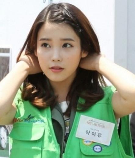 K Pop Idols Love Braided Bangs Braided Bangs Braids Kpop Girls