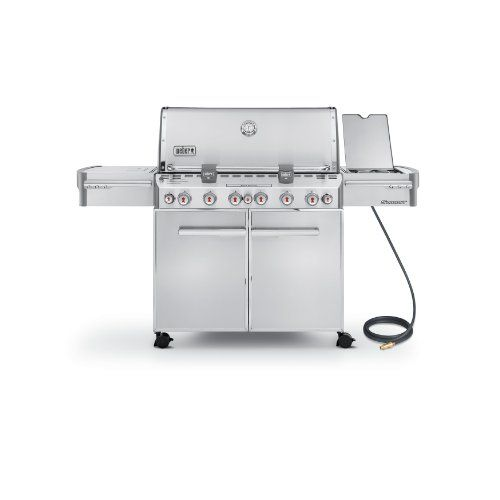 Weber Summit 7470001 S 670 Stainless Steel 769 Square Inc Https Www Amazon Com Dp B003eg2kle Ref Cm Sw R Pi Natural Gas Grill Gas Grill Propane Gas Grill