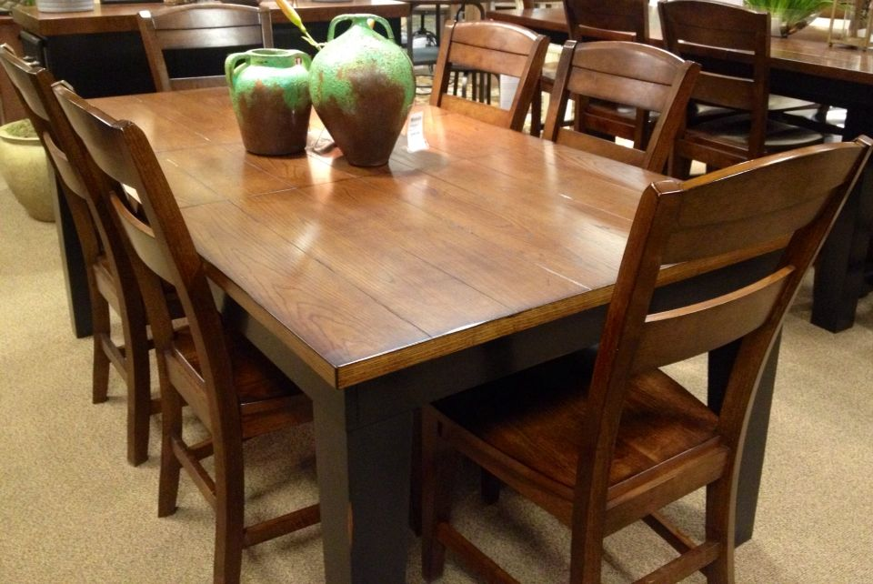 Wooden Dining Room Set At Miskelly Furniture Diningroomtable