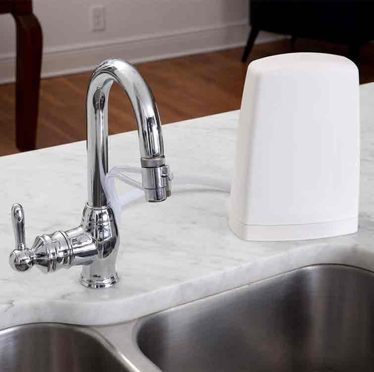 The Best Countertop Water Filters Of 2018 A Discovery Via