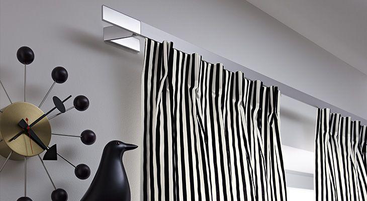 Love These Unique Curtain Rods Jab Anstoetz Curtain Rods Curtains Unique Curtains Curtain Rods