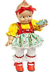 Confectionary Kewpie Dolls, a Sweet Addition to Any Doll Collection! I LOVE Kewpie Dolls!
