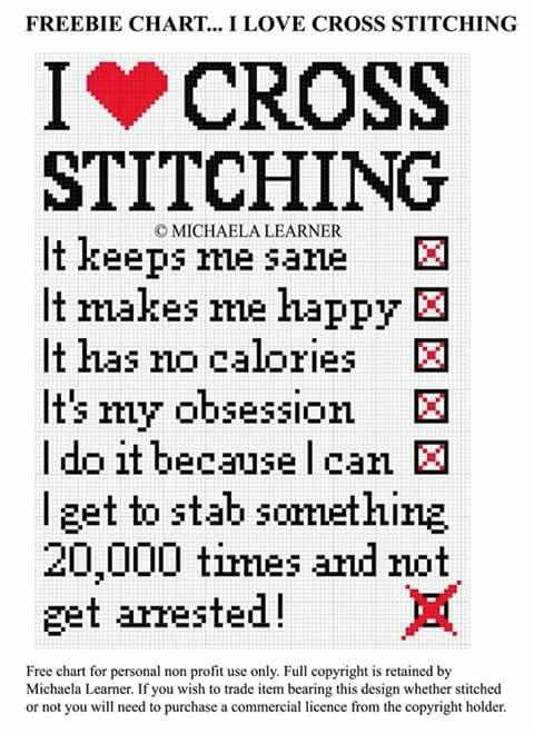 Pin By Susan Wilkerson On Borduren Cross Stitch Freebies Cross Stitch Needles Cross Stitch Love