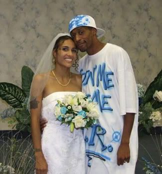 Ghetto Wedding Funny Fashion Poorly Dressed Prom Style