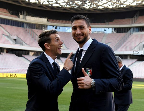 Italy Walk Around and Press Conference【2019】 | Azzurri | Italy ...