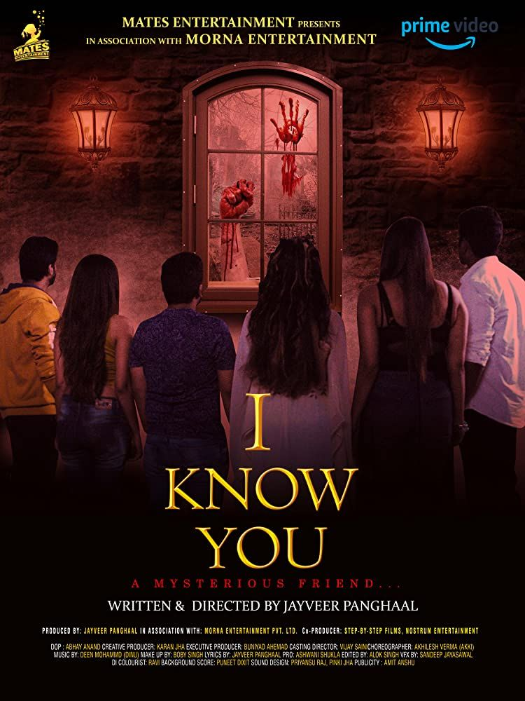 I Know You 2019 Hindi 720p HDRip 600MB Download in 2020