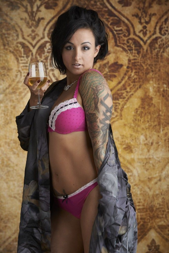 Inked Woman 0198