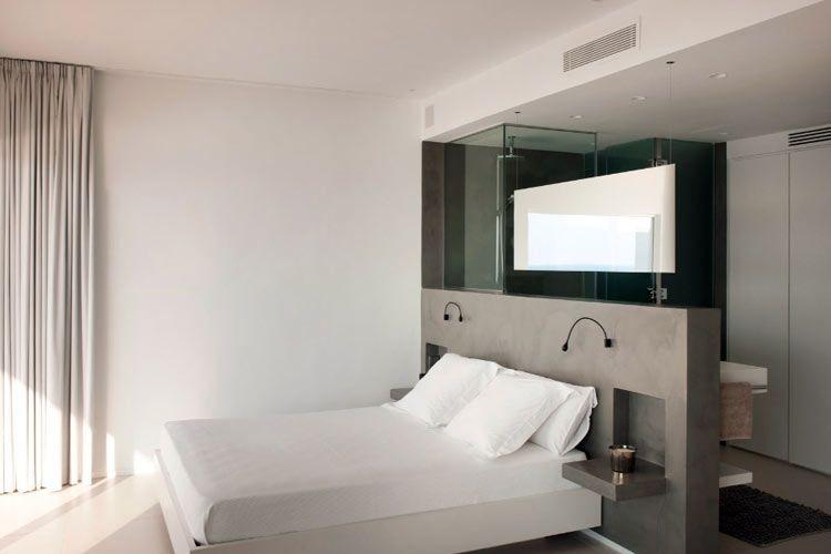 Decoracion De Banos Integrados En El Dormitorio Bano Abierto