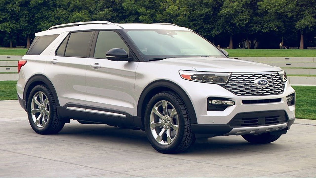 2020 Ford Explorer The Best Suv 2020 Ford Explorer Ford