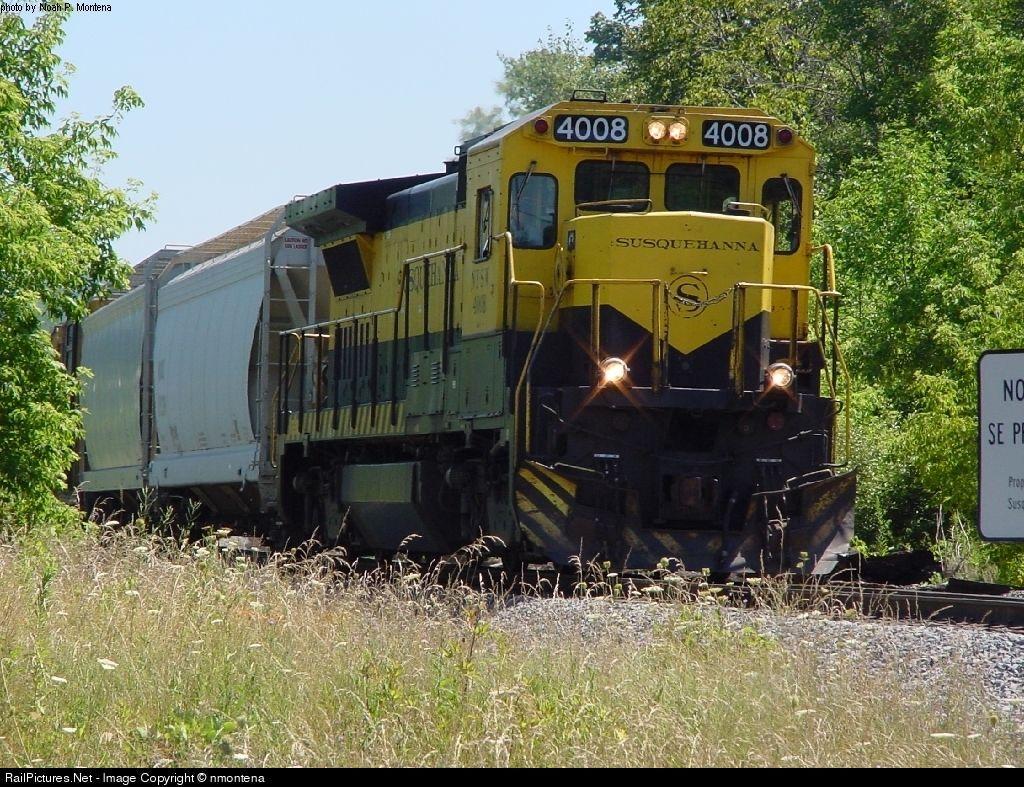 New York Susquehanna Amp Western Nys Ge B40 8 Dash 8 40b