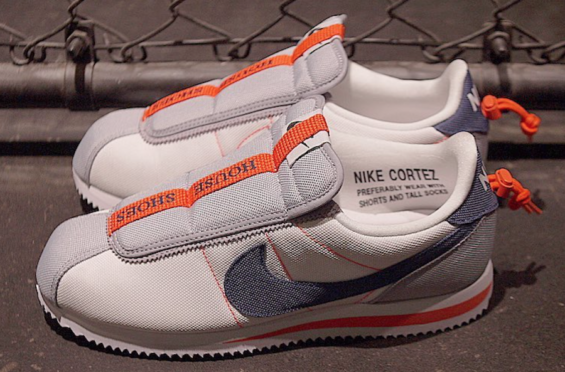sports shoes d9797 c73a2 First Look At The Kendrick Lamar x Nike Cortez Basic Slip Kendrick Lamar  and Nike will
