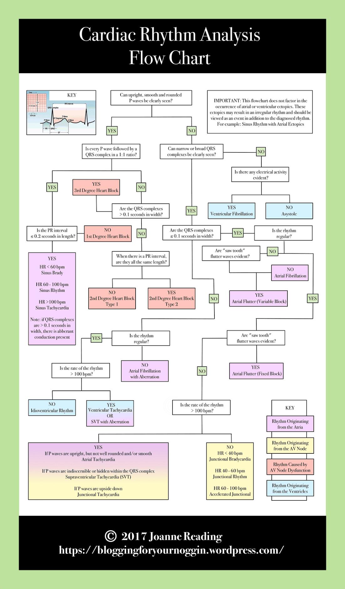 How To Diagnose Any Cardiac Rhythm Systematically