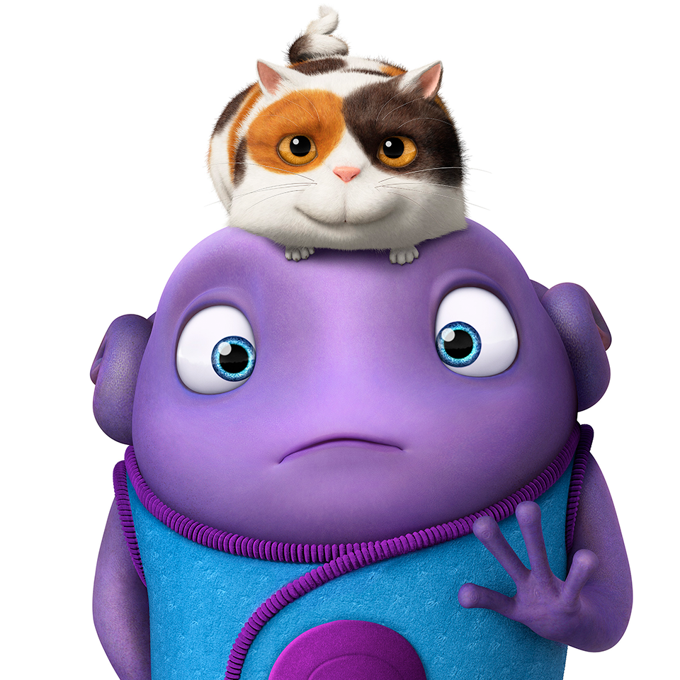 DreamWorks' 'Home' Is Nothing To Phone Home About (Movie