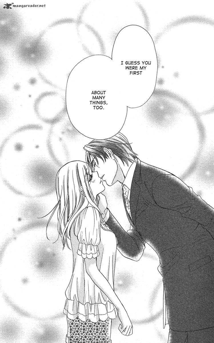 Hapi Mari 28 Page 40 Romantic manga