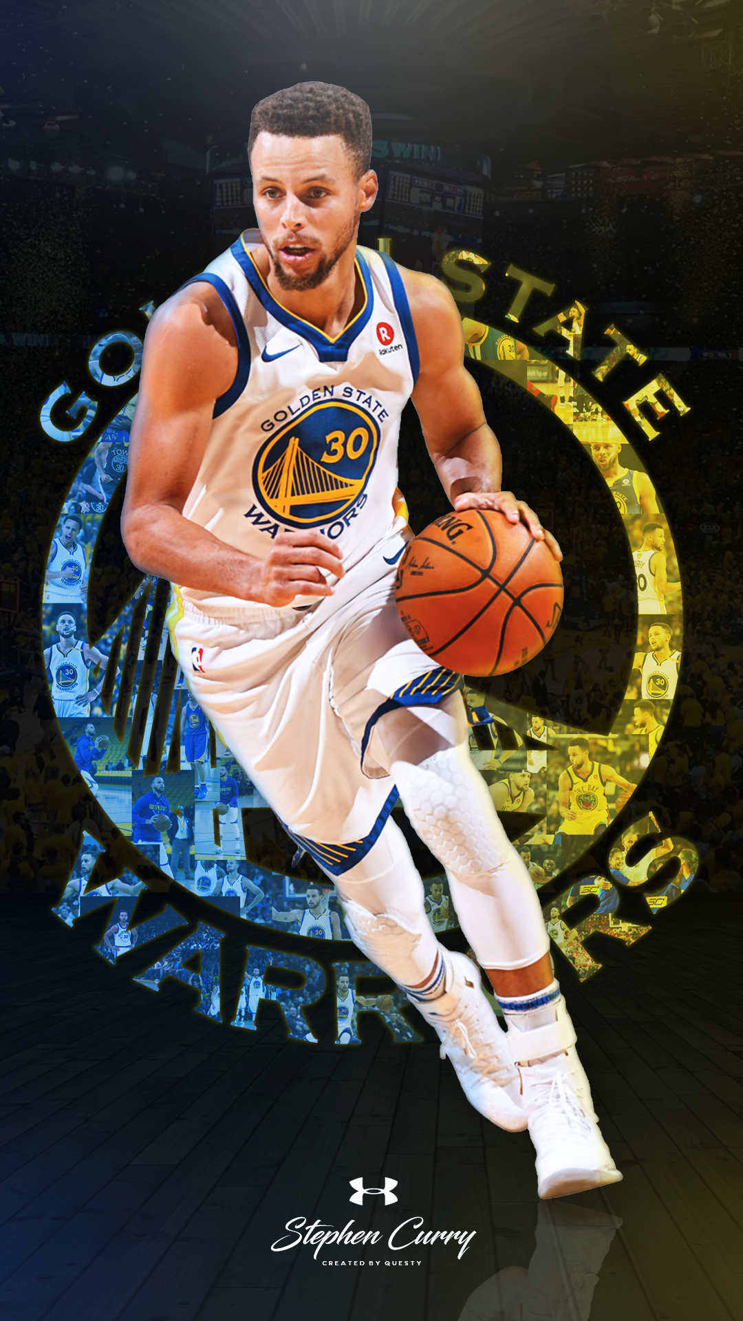 Phone Wallpapers on Behance. Phone Wallpapers on Behance Stephen Curry ...