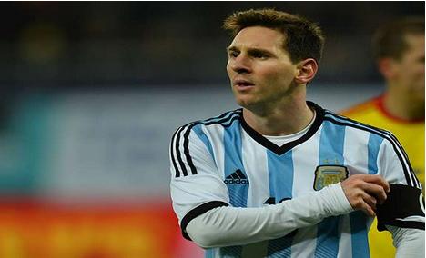 Argentina bungkam Slovenia 2 gol tanpa balas http