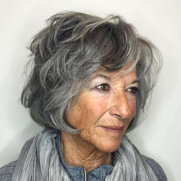 The Best Hairstyles and Haircuts for Women Over 70 | Bobs, Haircuts ...