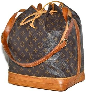 Louis Vuitton Vintage Large Noe Gm Monogram Drawstring Bucket Shoulder Bag Get One Of The Hottest Styles Season