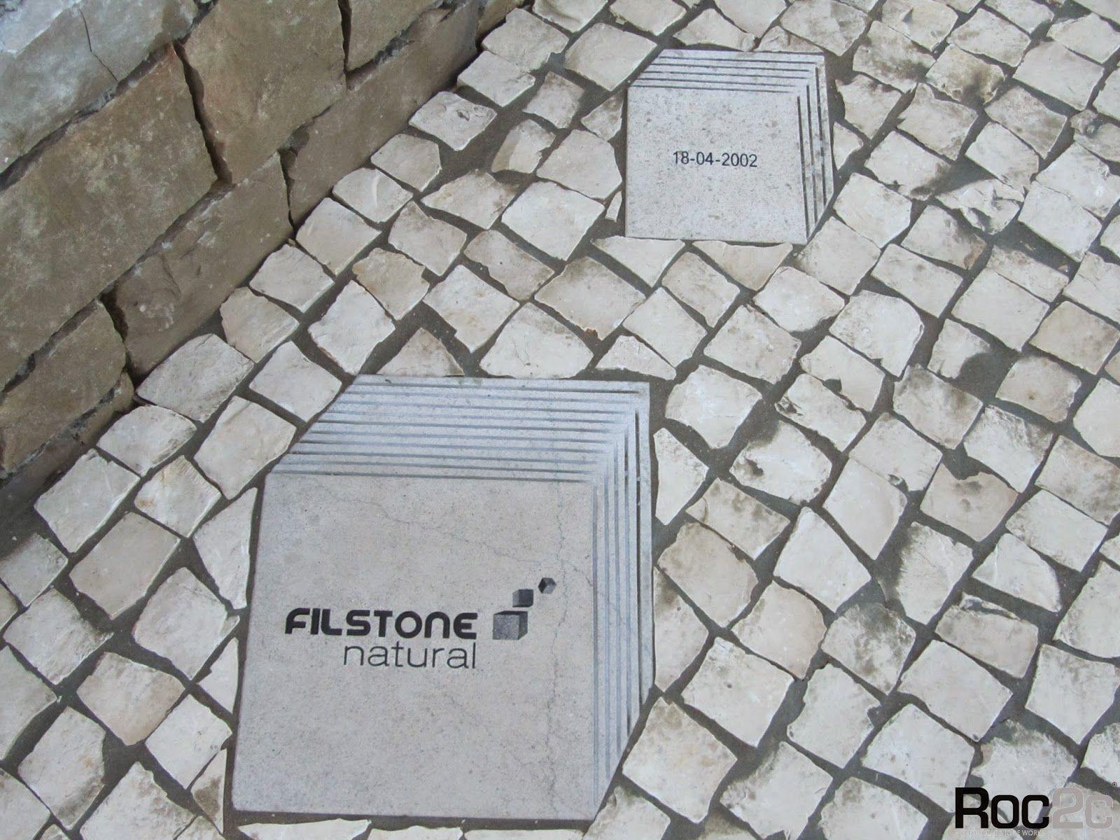 Work Roc2c- calçada portuguesa Arranjos Exteriores Filstone company pavement