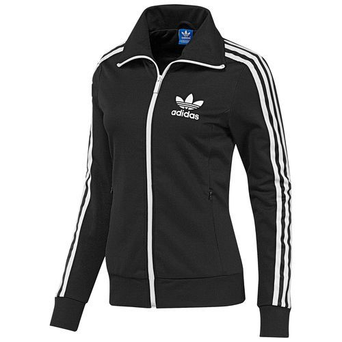 2ee18c82c adidas - Europa Track Jacket Black F47762 | my sporty closet ...