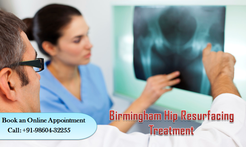 Hip Resurfacing Treatment in India