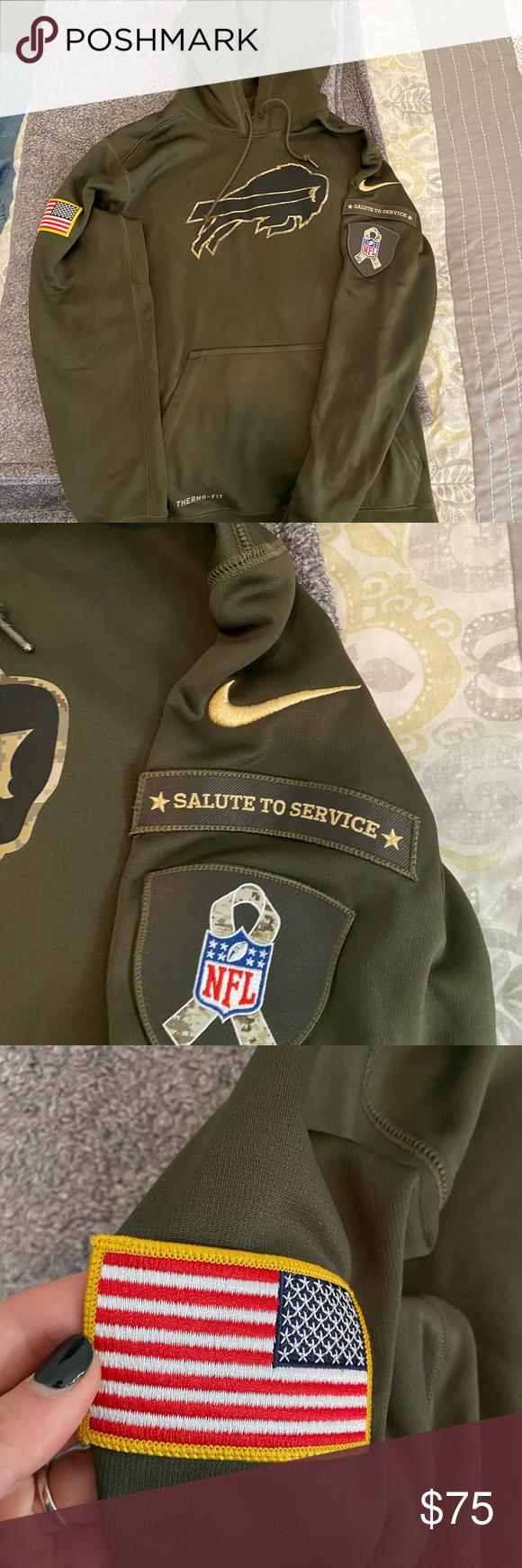buffalo bills salute to service jersey