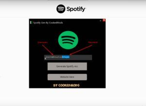 Free Spotify Premium Account Hack Peatix