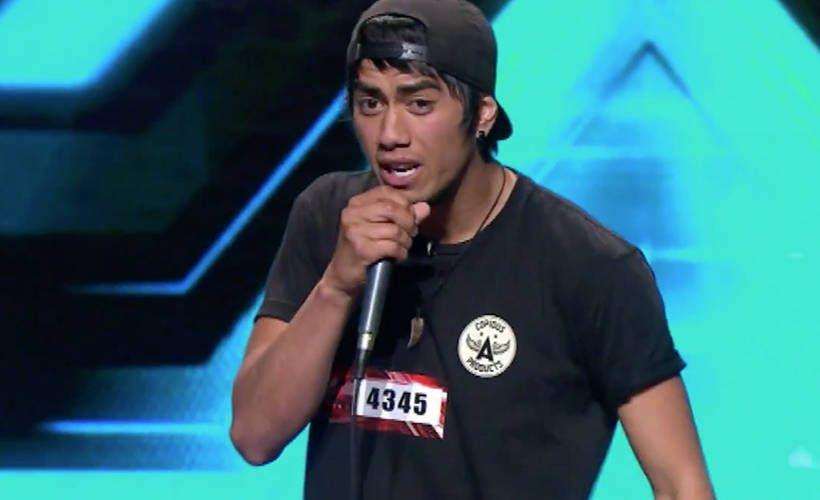 20-vuotias Beau Monga yllätti tuomariston ja yleisön uskomattomalla esityksellään Uuden-Seelannin X Factorissa.