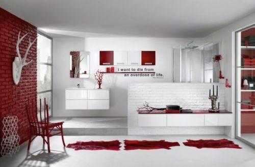 Stylish Bathroom Designs from Delpha Red, Bathroom and Design