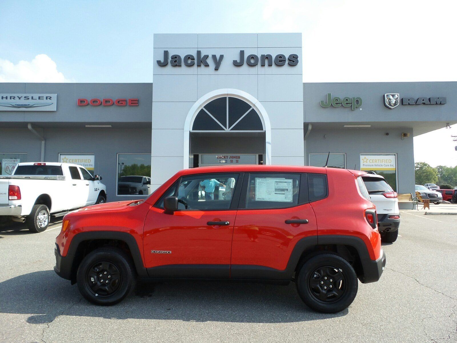 Purchase a new 2018 Jeep Renegade, Sport Utility, from