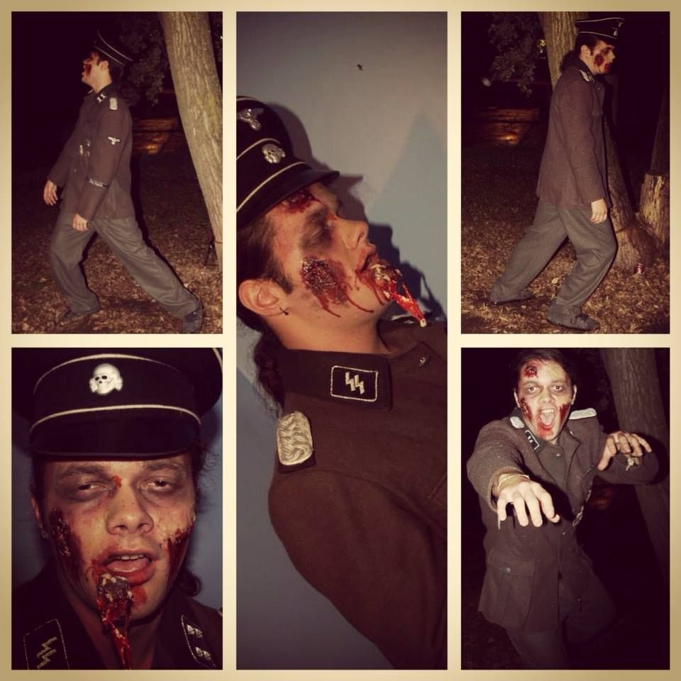 Nazi Zombie, if you'd like to re-create this look or other Nazi ...