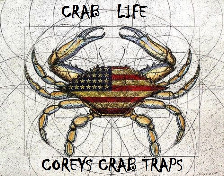 Louisiana Low Boy Style Blue Crab Traps With Complete Set Up