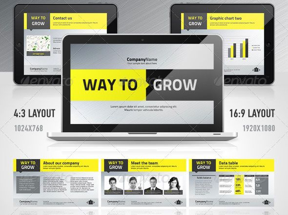 15 Professional Keynote Templates For Business Business - keynote template