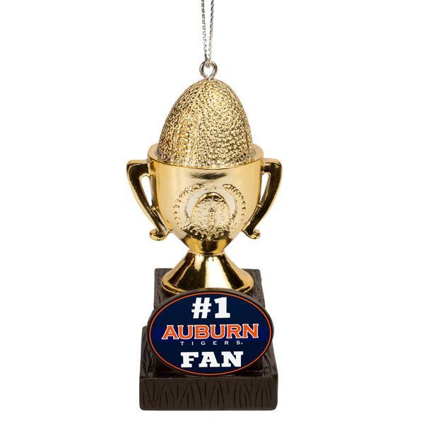 Auburn Tigers Trophy Ornament