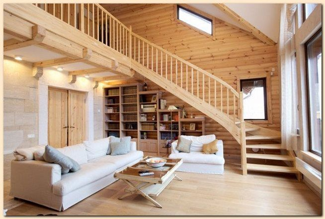 Wooden House Interior Decoration Ideas