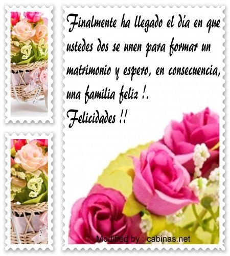 Felicitaciones Por Casamiento Frases De Feliz Matrimonio Buenos Deseos Para Matr Felicitaciones De Matrimonio Felicitaciones De Boda Frases Felicitaciones Boda