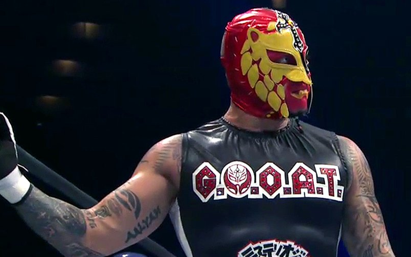 The Very Latest On Rey Mysterio Possibly Returning To Wwe This Year In 2020 Wwe Legends Mysterio Wwe Wwe