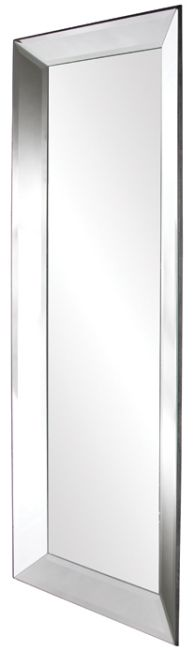Vogue Large Mirrored Frame Mirror 24x72x3 Basement Apartment In